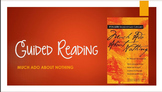 Much Ado About Nothing Guided Reading Questions
