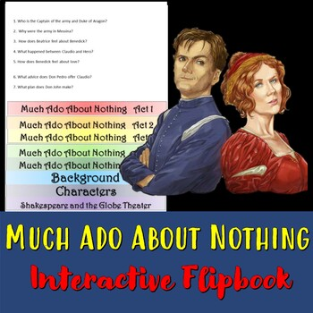 Much Ado About Nothing Interactive Flipbook