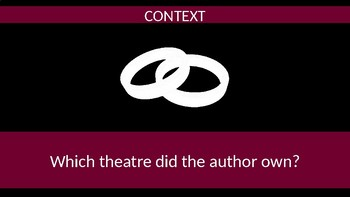Much Ado About Nothing Quiz
