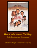 Much Ado About Nothing -- Shakespeare -- Complete Unit