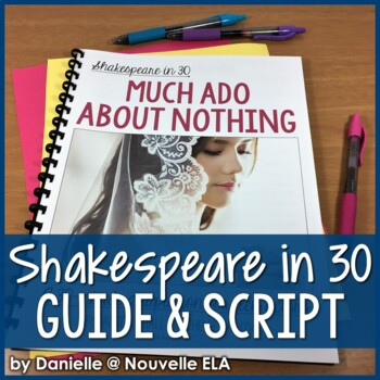 Much Ado About Nothing - Shakespeare in 30