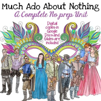 Much Ado About Nothing Unit