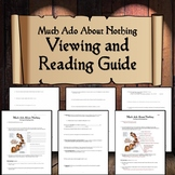 Much Ado About Nothing: Viewing and Reading Guide