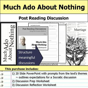 Much Ado About Nothing by William Shakespeare - Socratic M