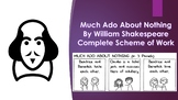 Much Ado About Nothing by William Shakespeare: The Whole Text