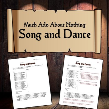 Much Ado About Song and Dance