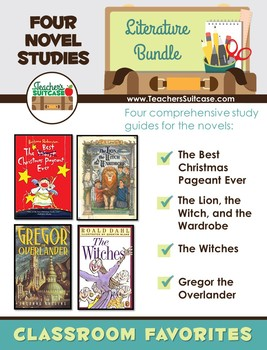 The Lion, the Witch, and the Wardrobe, Best Christmas Pageant Ever, The Witches