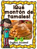Qué montón de tamales  Too many tamales