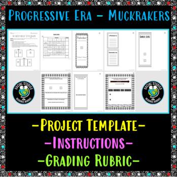 Muckraker Project