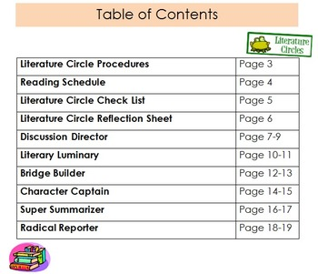 Mud City Literature Circle Package