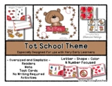 Mud Pies - Grow With Me Little Bear Tot School - 1 & 2 Year Old