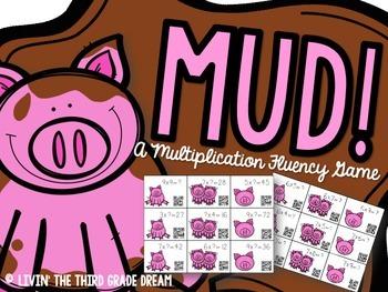 Mud! Pig multiplication game