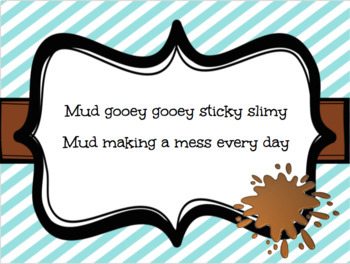 Mud: an Orff Based song for Pentatonic Practice
