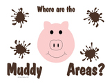 Muddy Area Poster