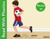 Muddy Shoes: Reinforces The Phonic Sound ea (Learn To Read With Phonics)