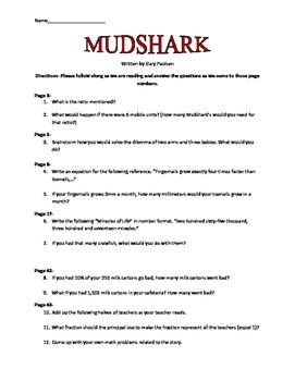 Mudshark and Math