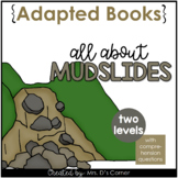 Mudslide Adapted Book [ Level 1 and Level 2 ] | Severe Weather Books