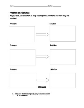 Mudslide (Height Series) Quiz, Graphic Organizer and Discussion questions