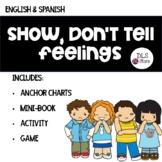 Spanish Show, Don't Tell - Feelings / Cuentalo, No lo digas - Sentimientos