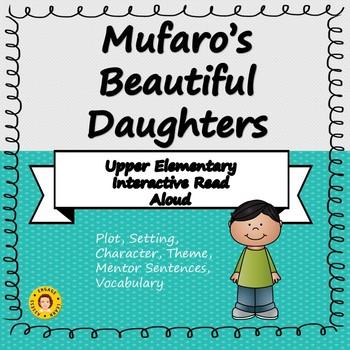 Mufaro's Beautiful Daughters Interactive Read Aloud for Upper Elementary
