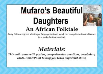 Mufaro's Beautiful Daughters Unit