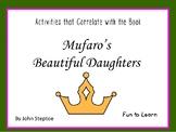 Mufaro's Beautiful Daughters ~ 48 pgs. Common Core Activities