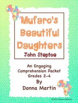 Mufaro's Beautiful Daughters Engaging Comprehension Packet