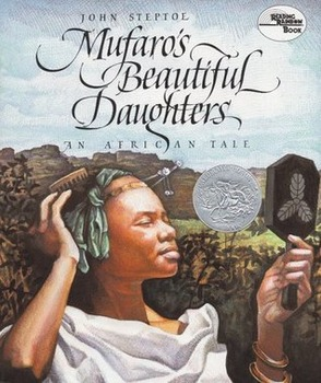 Mufaro's Beautiful Daughters reading guide cause and effect vocab (CC Aligned)