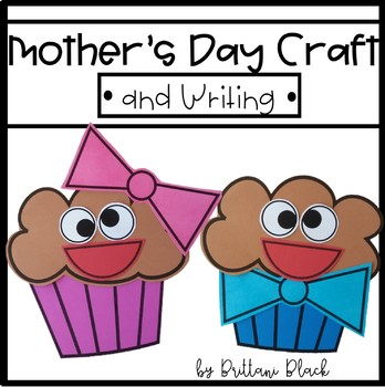 Mother's Day Craft and Writing