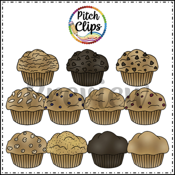 Muffin Man Clipart Clip Art Muffins Cart Background By Pitch Clips