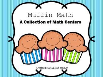 Muffin Math- Math Centers