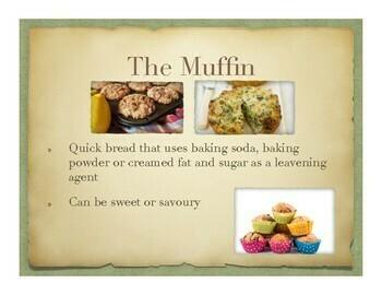 Muffin - Quick Bread