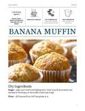 Muffin - Quick Bread Handout