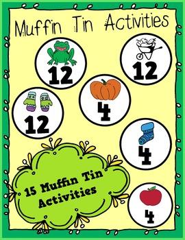Muffin Tin Activities