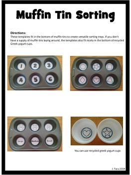 Muffin Tin Concepts & Sorting