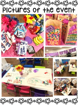 Muffins with Mom - A Mother's Day Event and Crafts
