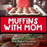 Muffins with Moms Centers Activities