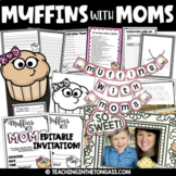 Muffins with Moms | Mother's Day Craft | Muffin Craft