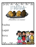 Muffins with mom (Spanish)