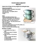 Mug Set Ceramic Assignment