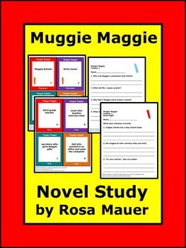 Muggie Maggie Book Unit