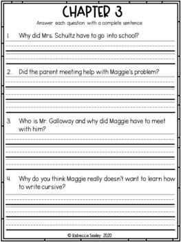 Muggie Maggie: A Comprehensive Book Study