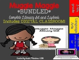 Muggie Maggie *BUNDLED* Literacy Unit, Lapbook, AND Digital Classroom
