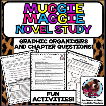 Muggie Maggie Chapter Questions