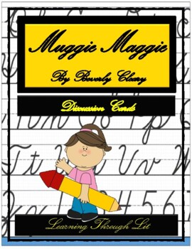 Beverly Cleary MUGGIE MAGGIE - Discussion Cards
