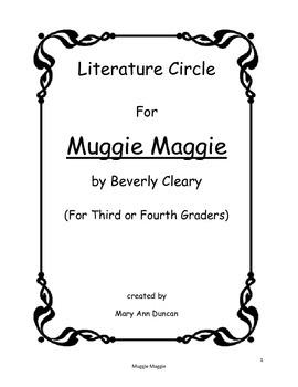 Muggie Maggie Literature Circle