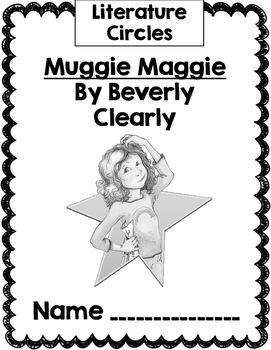 Muggie Maggie Literature Circle Unit