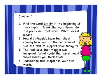 Muggie Maggie - NO Copies Reading Instruction!