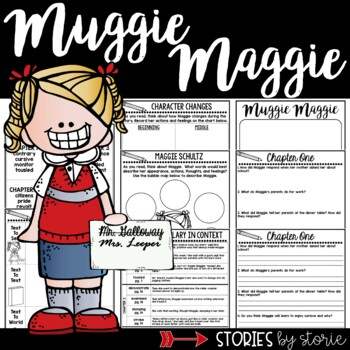 Muggie Maggie (Questions and Vocabulary)