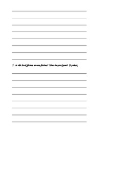 Muggie Maggie Vocabulary and Comprehension Quiz Chapters 3-5